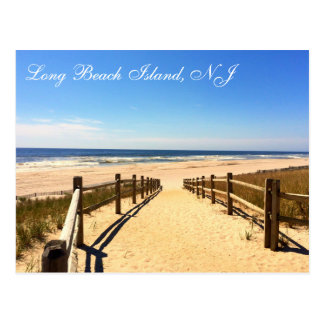 Long Beach Island, NJ LBI Postcard