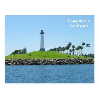 Long Beach Lighthouse Postcard! Postcard