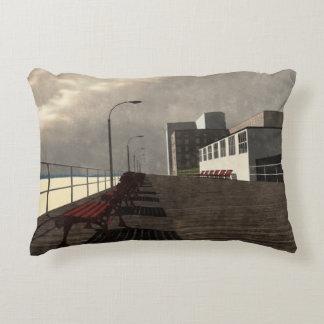 Long Beach, Long Island, New York Accent Pillow
