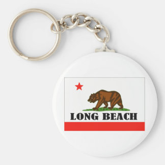 Long Beach -- Products Keychain