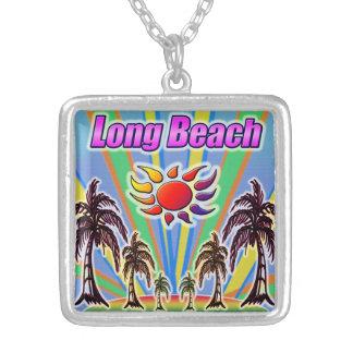 Long Beach Summer Love Necklace