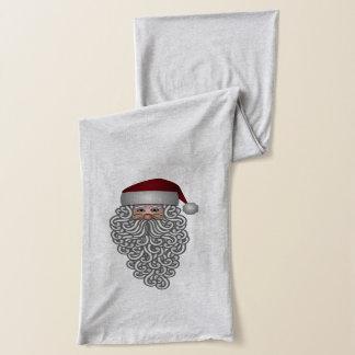 Long Beard Santa Scarf