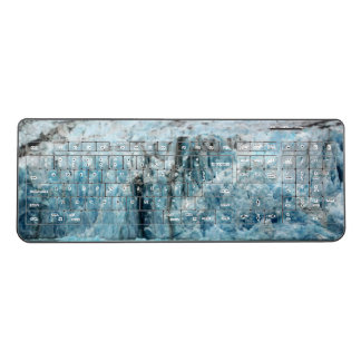 Long Blue Glacier Keyboard