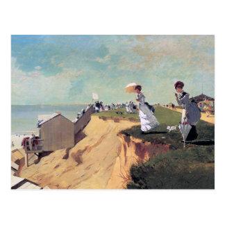 Long Branch, New Jersey by Winslow Homer Postcard