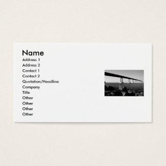 Long Bridge Business Card