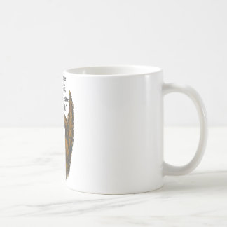Long Brown Beard Coffee Mug