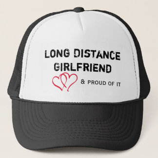 Long Distance Girlfriend Hat