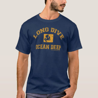 Long Dive: Ocean Deep T-Shirt