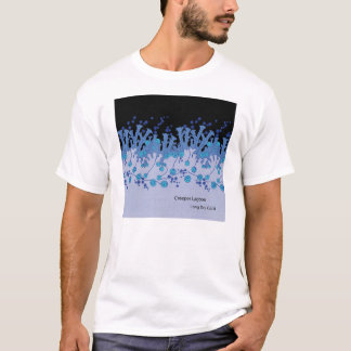 Long Dry Cold Album Artwork T-Shirt