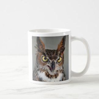 Long-Eared Owl Mug