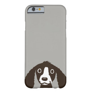 Long Ears Dog Barely There iPhone 6 Case
