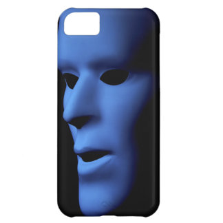 Long Ghost Looking Faced Mask.jpg iPhone 5C Cover