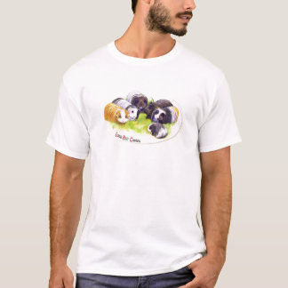 Long Hair Cavies T-Shirt