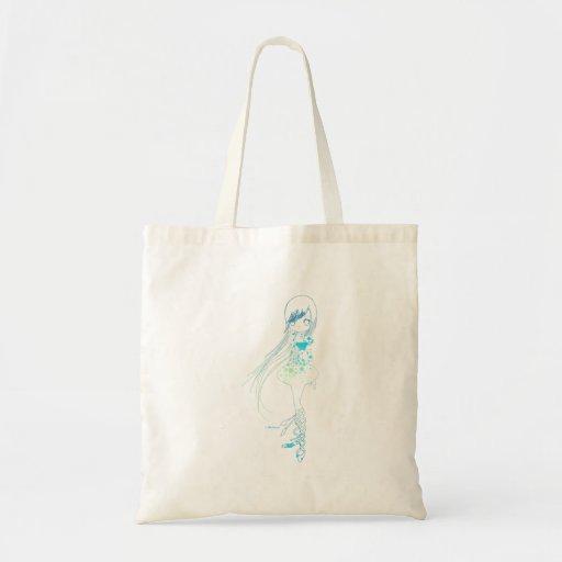 Long Hair Girl Bag