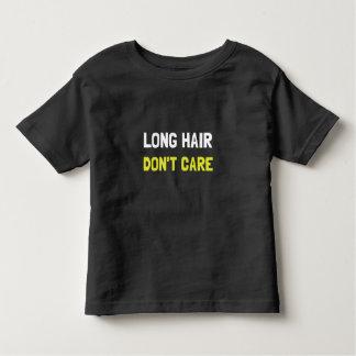 Long Hair Toddler T-shirt