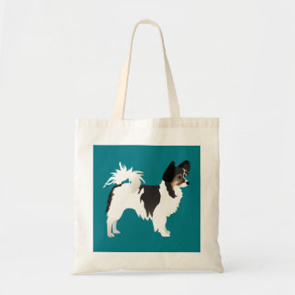 Long-haired Chihuahua or Papillon Basic Design