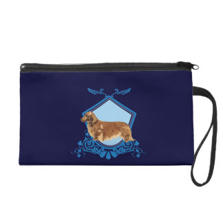 Long-haired Dachshund Wristlets