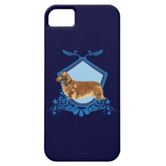 Long-haired Dachshund Case For The iPhone 5