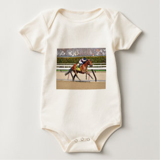 Long Haul Bay Baby Bodysuit