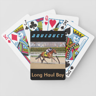 Long Haul Bay Bicycle Playing Cards