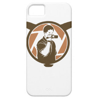 Long Horn Bull Videography iPhone 5 Cases