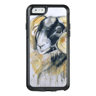 Long Horn Sheep OtterBox iPhone 6/6s Case