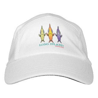 Long Island Bahamas 3-Fishes Hat