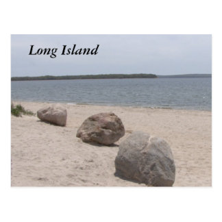 Long Island Beach3 Postcard