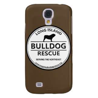 Long Island Bulldog Rescue Logo w/Brown