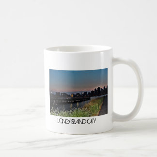 LONG ISLAND CITY COFFEE MUG