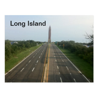 Long Island - Jones Beach Postcard
