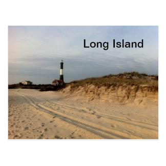 Long Island Lighthouse 2 Postcard