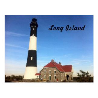 Long Island Lighthouse 3 Postcard