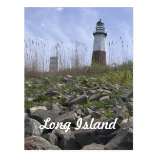 Long Island - Montauk Postcard