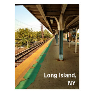 Long Island, New York Post Card