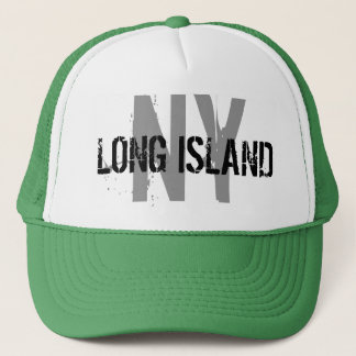 Long Island New York Trucker's Hat