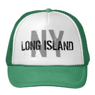 Long Island New York Trucker's Hat
