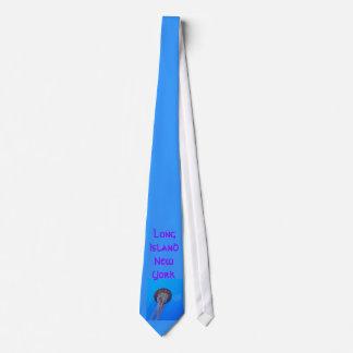 Long Island NY Jellyfish tie