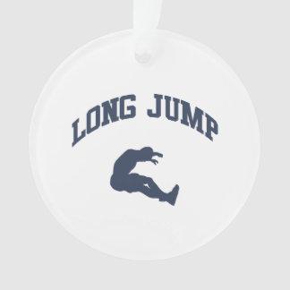 Long Jump Ornament