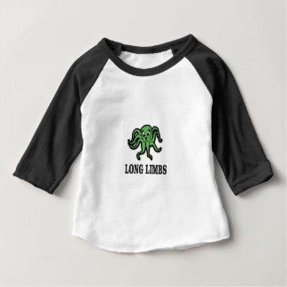 long limbs lady baby T-Shirt