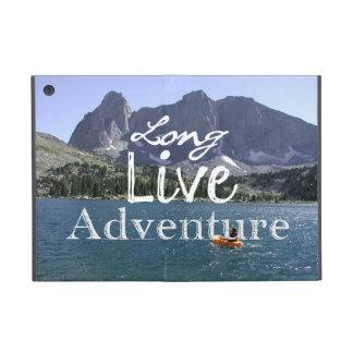 Long Live Adventure iPad Mini Covers