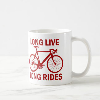 Long Live Long Rides Coffee Mug