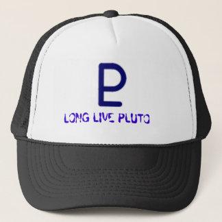 LONG LIVE PLUTO HAT