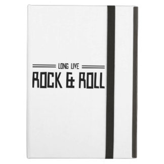 Long Live Rock & Roll iPad Air Cases