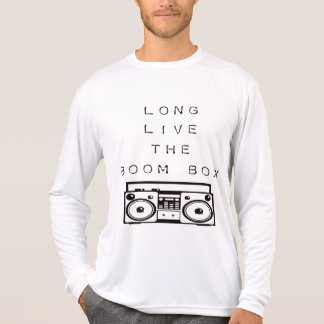 Long Live The Boom Box-Men's Wear Long Sleeve Tee