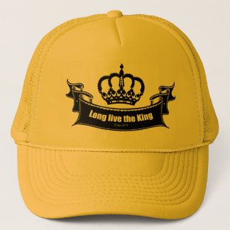 Long live the King Trucker Hat