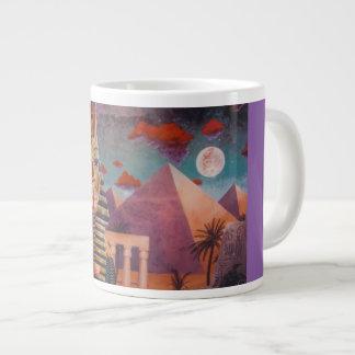 Long Live the Pharoah Giant Coffee Mug
