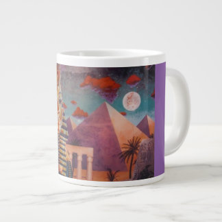 Long Live the Pharoah Large Coffee Mug