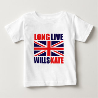 Long Live Wills & Kate Infant Shirt