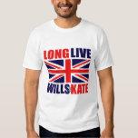 Long Live Wills & Kate Tshirts
